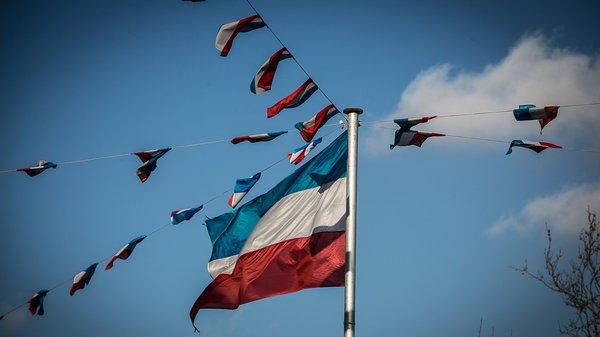 Schleswig-Holsteinische Flagge